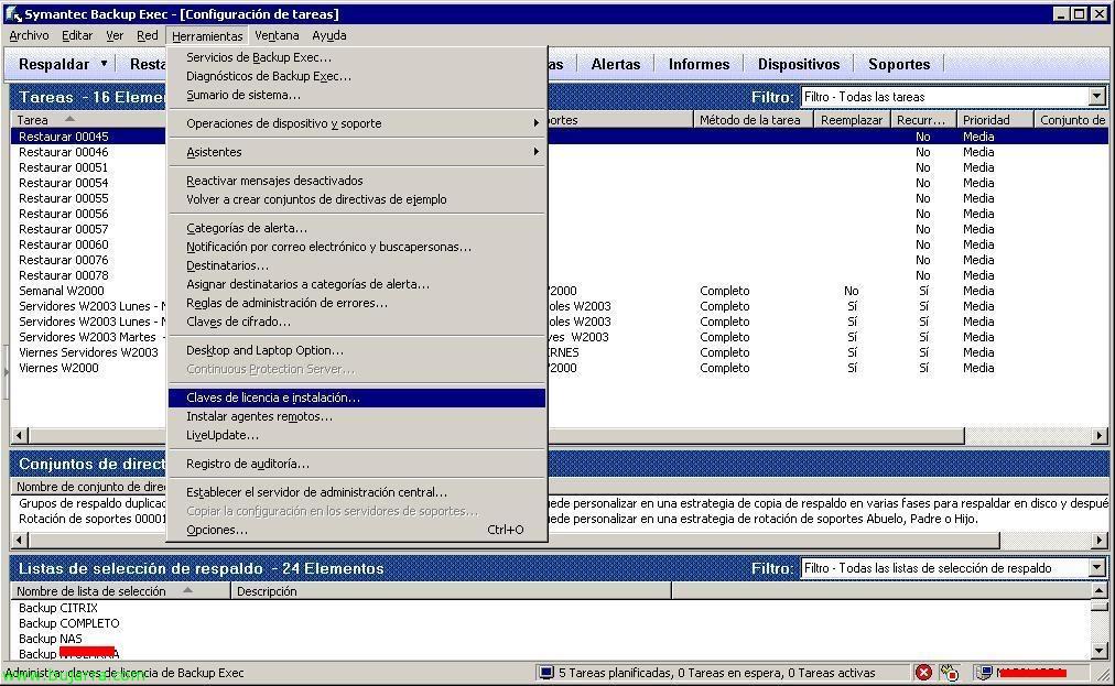 backup exec 2010 license key