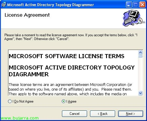 Using Madtd Use Microsoft Active Directory Topology Diagrammer