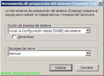 Clonando Windows Server 2008 | Blog Bujarra com