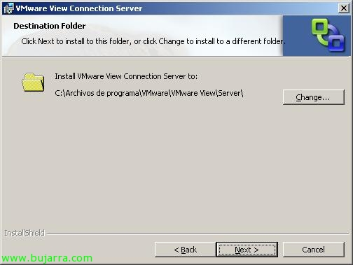 Installing and Configuring VMware View Connection Server 4   Blog