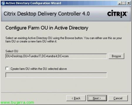 Installing and configuring Citrix XenDesktop 4 | Blog Bujarra com