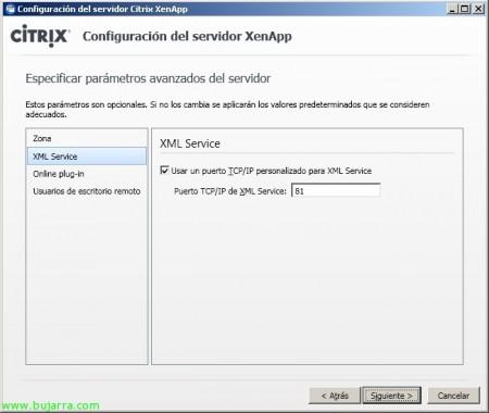 Installing the first server Citrix XenApp 6 | Blog Bujarra com