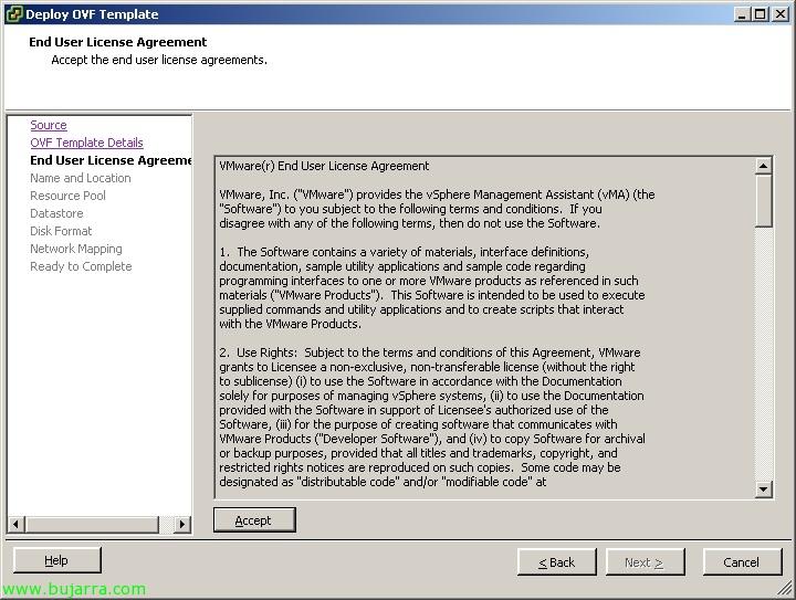 Usando VMware vMA | Blog Bujarra com