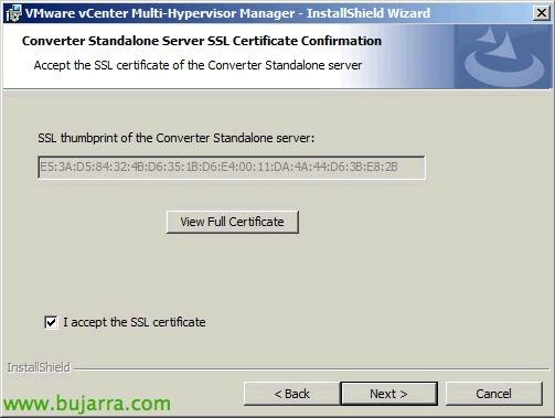 VMware vCenter Multi Hypervisor Manager 1 1   Blog Bujarra com