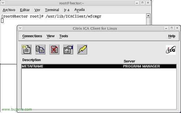 Creando un ThinClient en un PC obsoleto y usarlo para conectarse a RDP o ICA