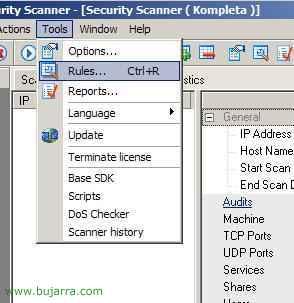 Escaner de vulnerabilidad Shadow Security Scanner de Safety-lab