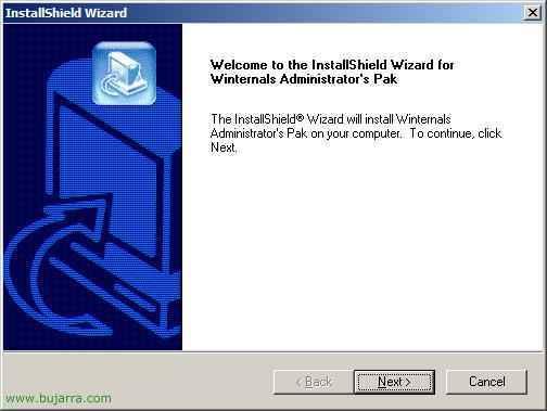Winternals Administrator's Pak & ERD Commander & NTFSDOS Pro