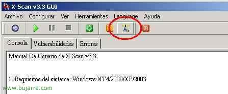 Escaner de vulnerabilidades X-Scan