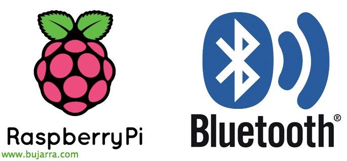 Raspberry Pi – Usos de Bluetooth