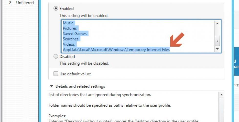 XenDesktop – UPM lentitud en la carga de perfiles