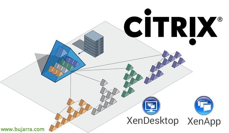 Citrix XenDesktop – Desplegando VDA en entornos multi dominio