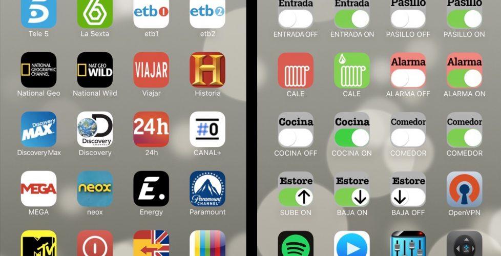 Controlando la Raspberry Pi desde el móvil