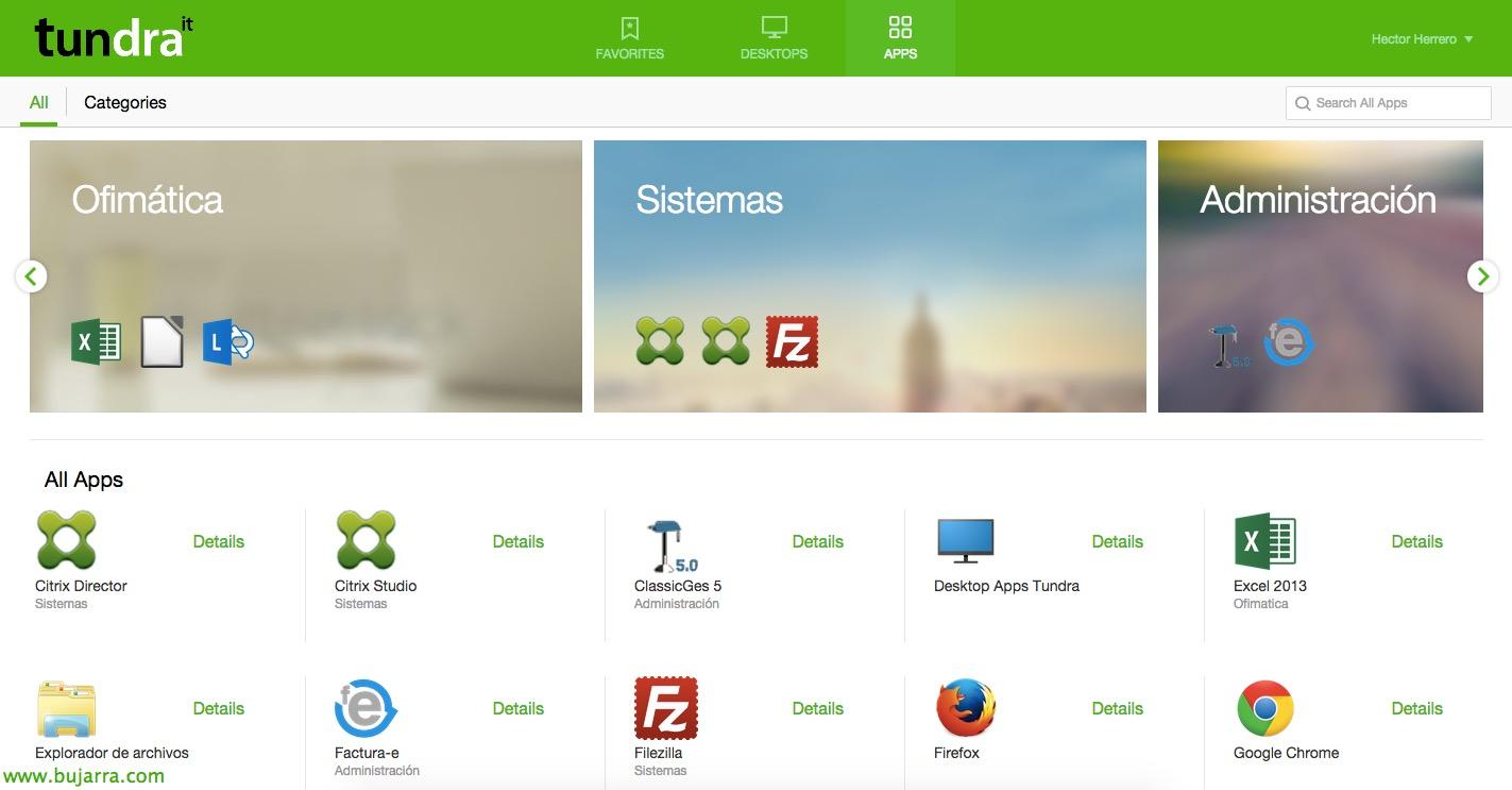 Personalizar Citrix StoreFront 3 x | Blog Bujarra com