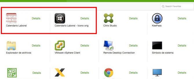 Publicando contenidos con Citrix XenApp 7.11