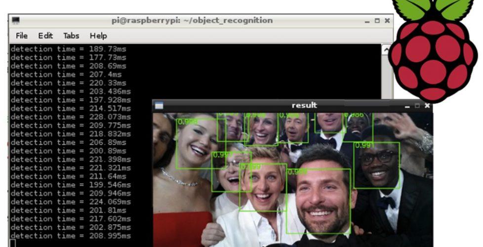 Raspberry Pi - Face Recognition | Blog Bujarra com