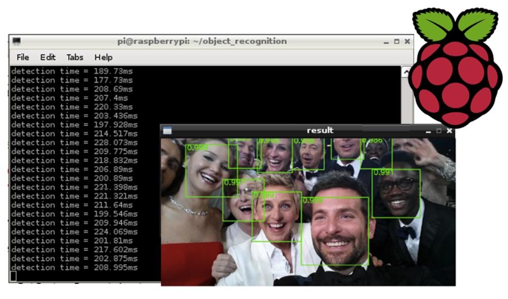 Raspberry Pi – Reconocimiento facial