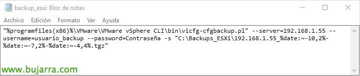 Backup-ESXi-Configuración-Programmierte-01-Bujar