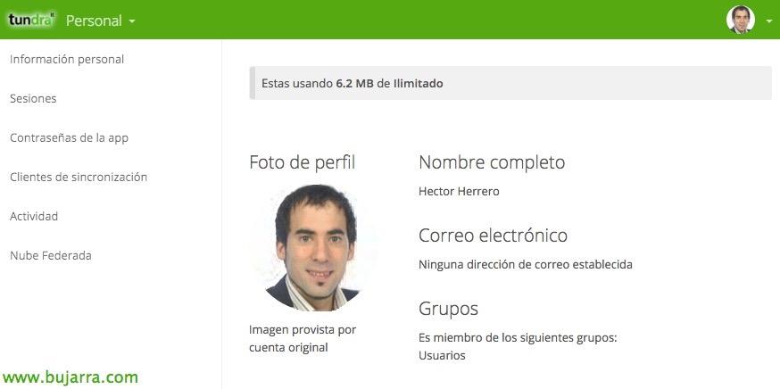 Nextcloud – Integrando con Directorio Activo