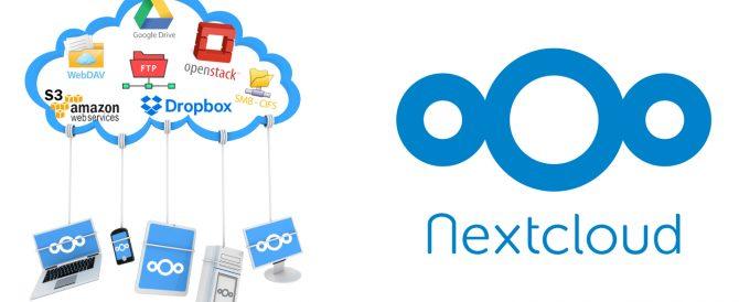 Nextcloud – Añadiendo acceso a datos externos