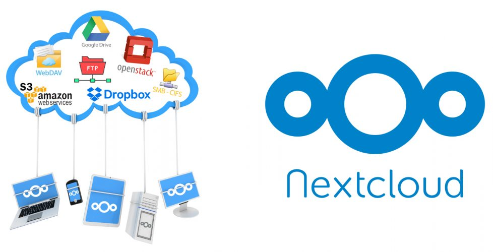Nextcloud - Adding access external data | Blog Bujarra com