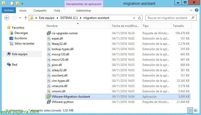 VMware-vCenter-Server-6-migrar-vCSA-65-01-bujarra