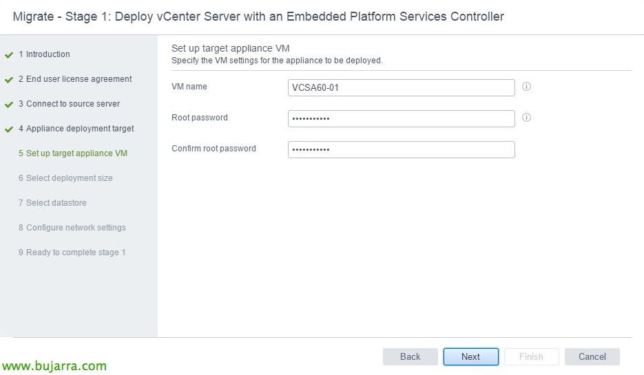 VMware-vCenter-Server-6-migrar-vCSA-65-10-bujarra