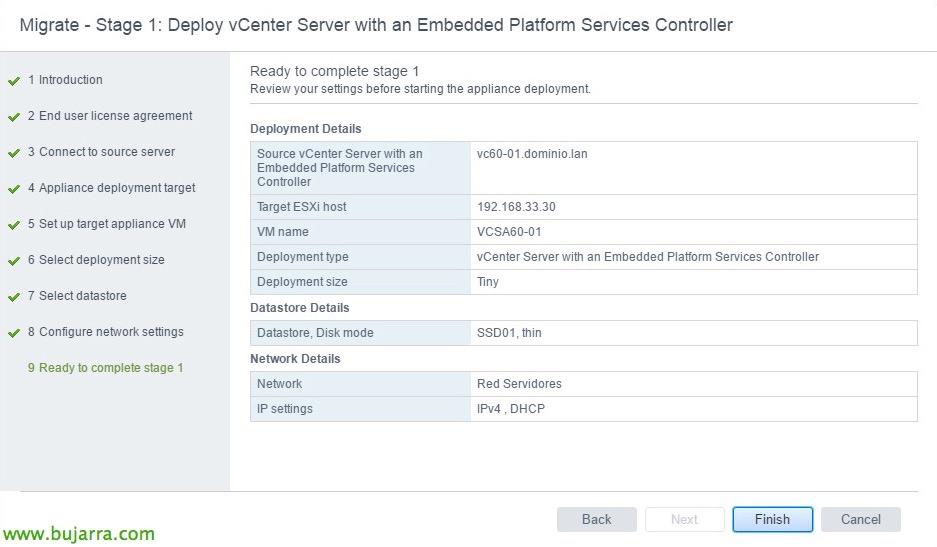 VMware-vCenter-Server-6-migrar-vCSA-65-14-bujarra