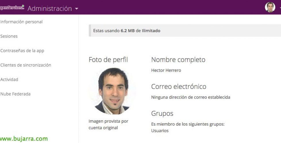 Nextcloud - Integrating with Active Directory | Blog Bujarra com