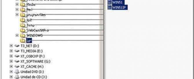 Crear un CD de Microsoft Windows con el ultimo Service Pack