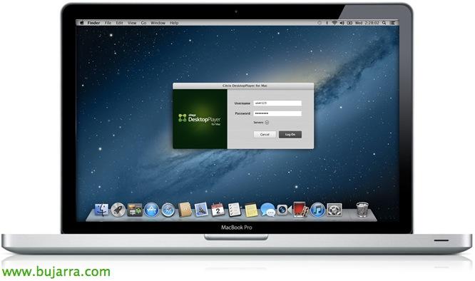 Citrix Desktop Player para XenClient