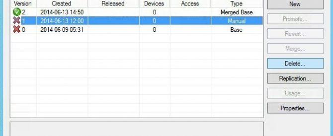 Actualizando un vDisk en Citrix Provisioning