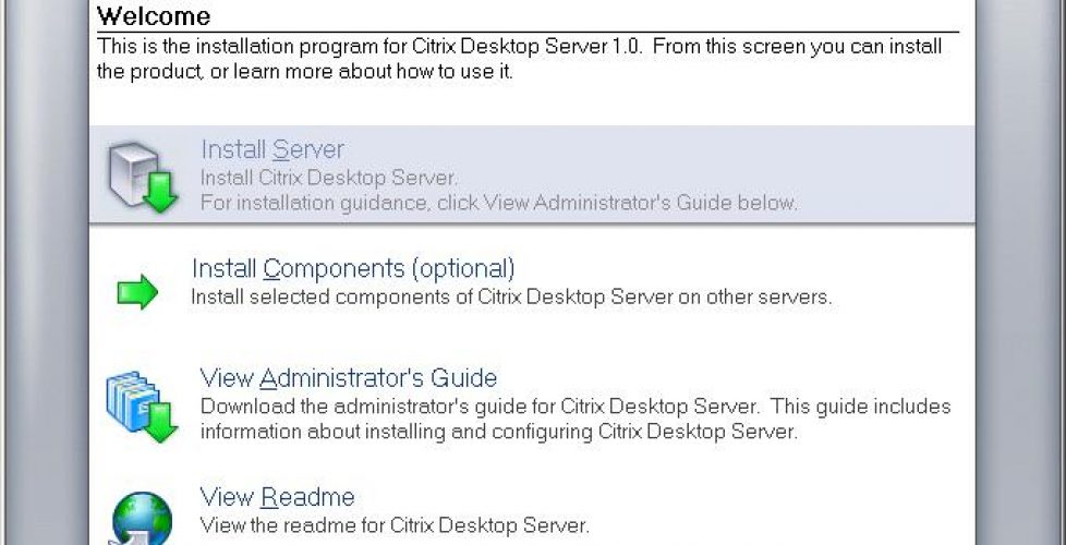 CitrixDesktopServer01