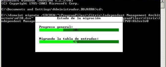 CitrixMigrarAccessaSQL05