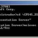 Desinstalar un Citrix Presentation Server o XenApp