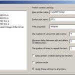 Uso de Citrix Stress Printers