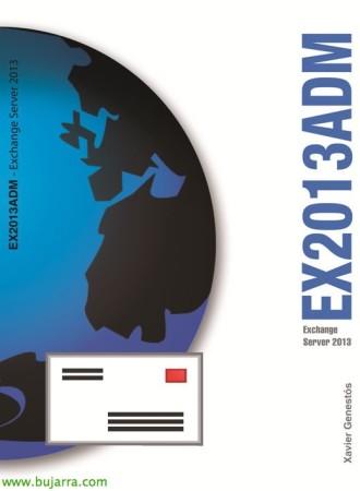 Libro EX2013ADM – Exchange Server 2013
