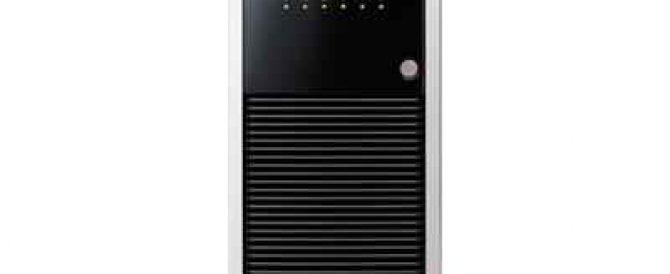 Instalación y Configuración de una HP StorageWorks D2D – HP D2D