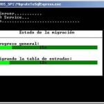 Citrix: Migrar la BD Access a SQL Express 2005