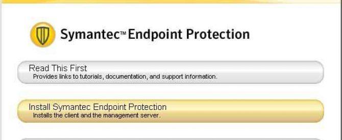 Instalación, configuración y administración de Symantec EndPoint Protection