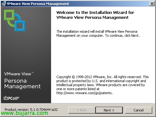 VMware View Persona Management 02 bujarra