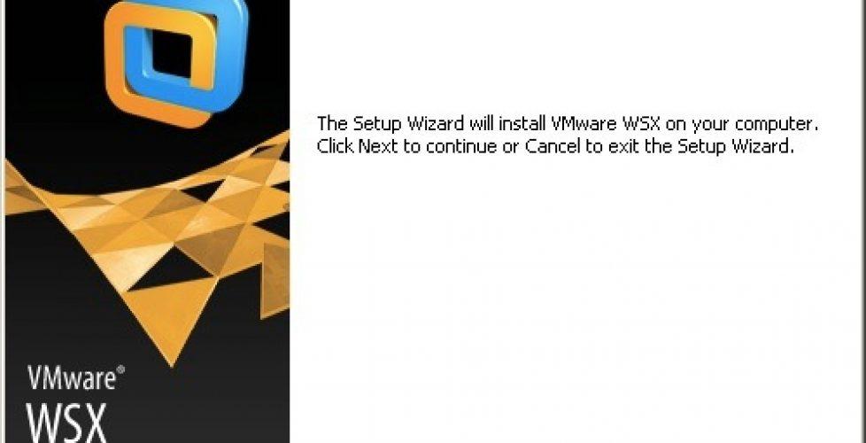 VMware WSX