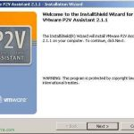 Virtualizar equipos físicos con VMware P2V – VMware Physical to Virtual Assistant
