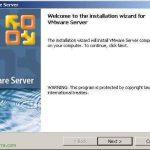 Instalación y uso de VMware Server