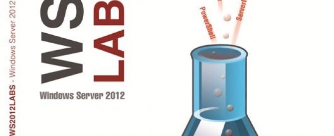 Libro WS2012LABS – Windows Server 2012