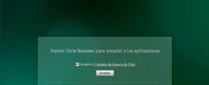 Citrix Cloud Gateway Express – Citrix Receiver Storefront