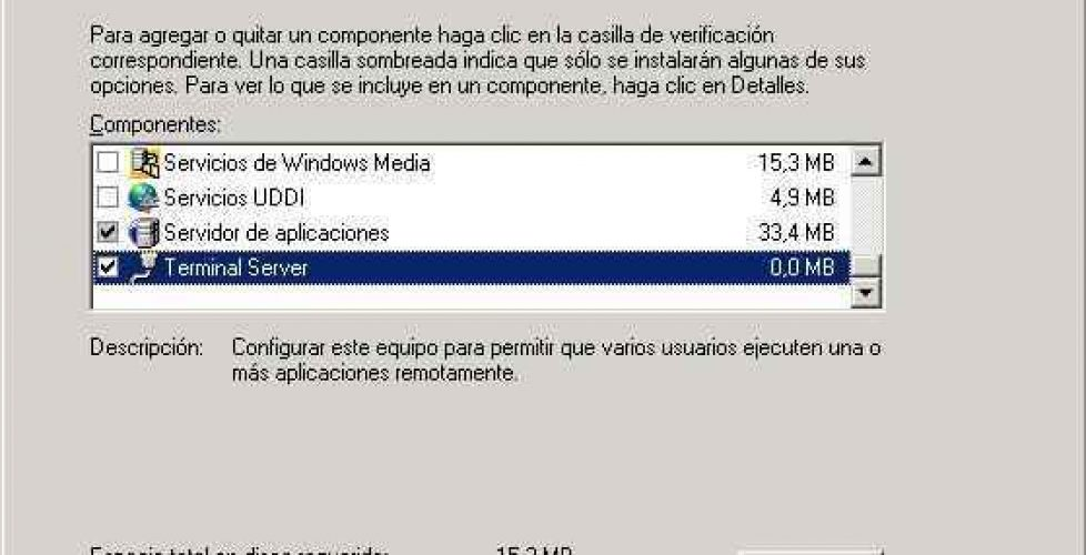 Instalación del primer servidor Citrix Presentation Server 4.0