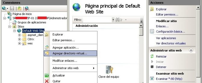 Entrega de aplicaciones Streaming de Citrix mediante HTTP o HTTPS