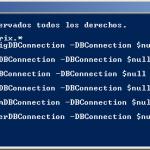 Migrando la base de datos de Citrix XenDesktop 5