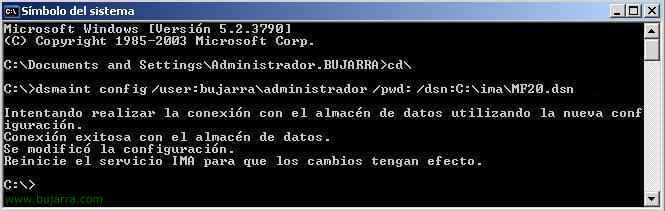 Citrix: Migrar la BD SQL 2000, MSDE, SQL 2005 Express a otro servidor
