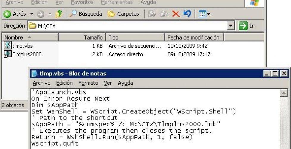 Publishing A Shortcut On Citrix Xenapp Blog Bujarra